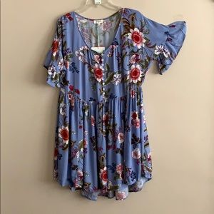 New Umgee Floral dress